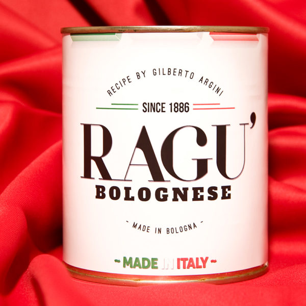 Ragu' alla Bolognese (Bolognese Sauce)