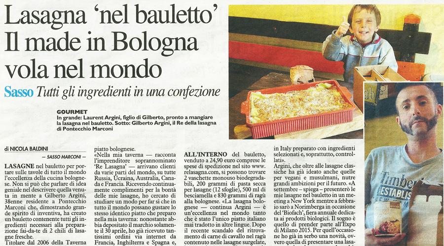 Il Resto del Carlino - Bologna