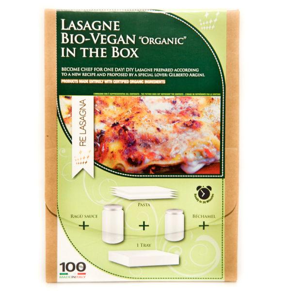 Lasagne Organic Vegan (IN-KIT)