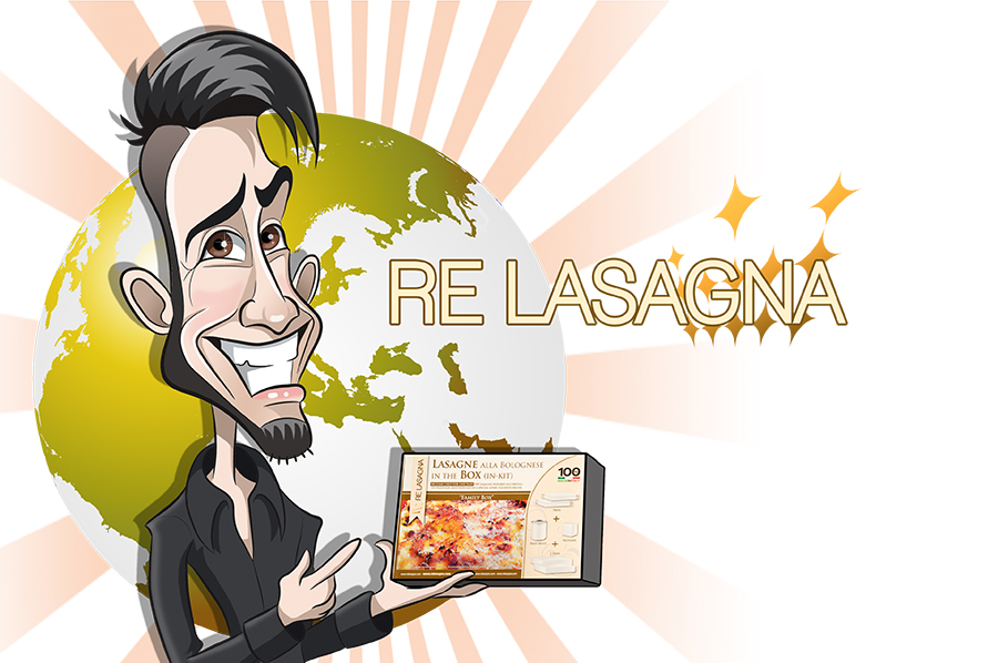 Re Lasagna the real excellence of EmiliaRomagna