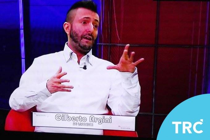 Re Lasagna ospite su TRC TV Bologna