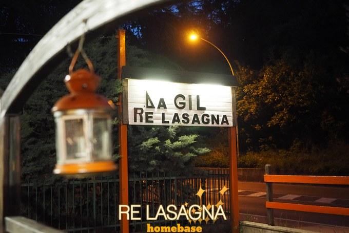 Re Lasagna - HomeBase
