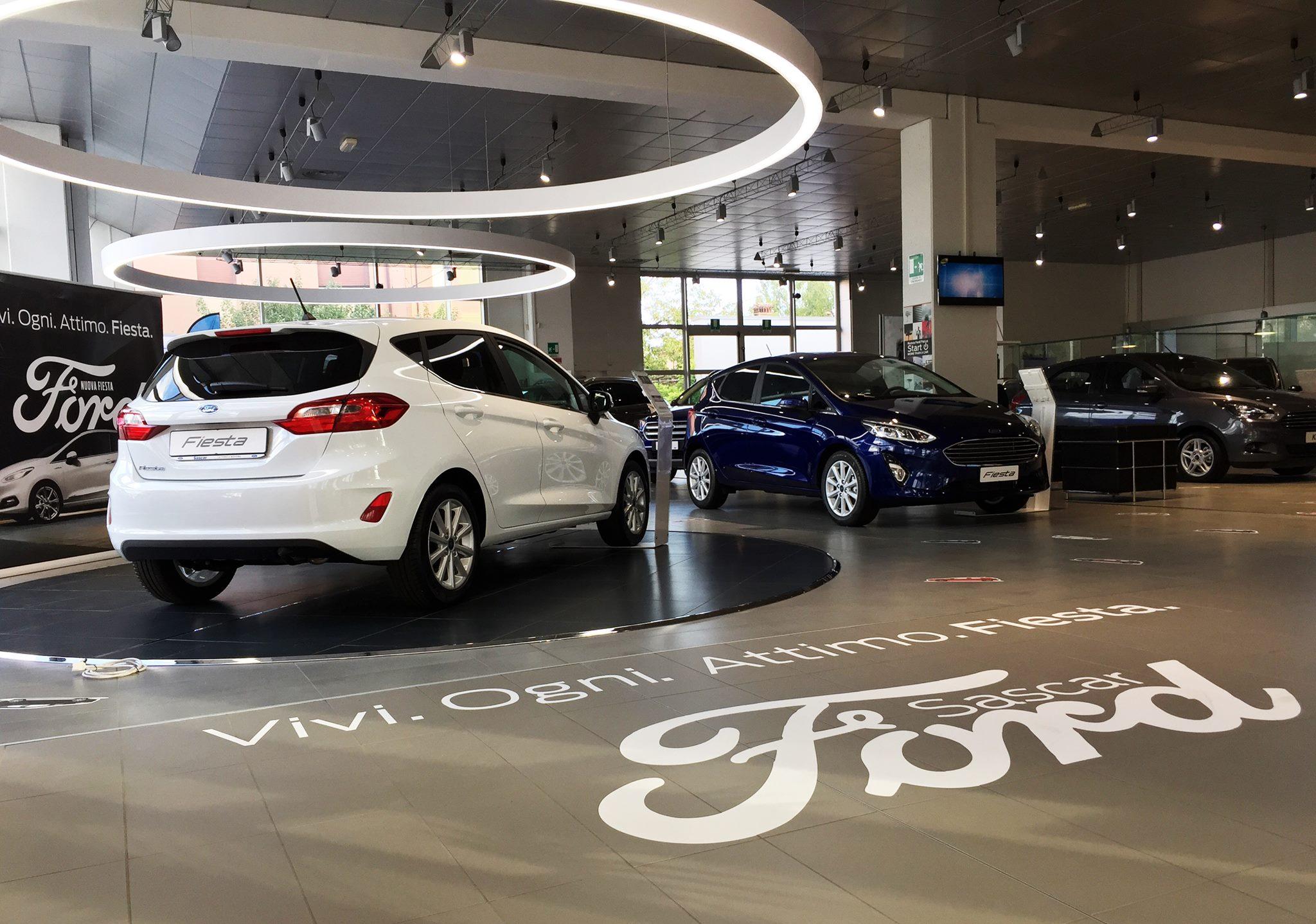 Ford Sascar Modena